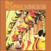 The 50 Guitars of Tommy Garrett/Tommy Garrett: The  Best Of The 50 Guitars Of Tommy Garrett