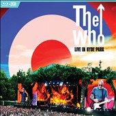 The Who: Live in Hyde Park [CD/BR] *
