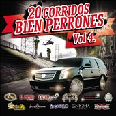 Various Artists: 20 Corridos Bien Perrones, Vol. 4