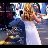 Georg Philipp Telemann (1681-1767): The 12 Fantasias for Flute without Bass / Amy Porter, flute