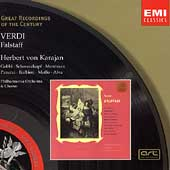 Verdi: Falstaff / Karajan, Gobbi, Alva, Panerai, Moffo, etc