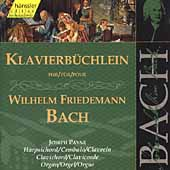 Edition Bachakademie Vol 137 - Klavierbüchlein for W.F. Bach