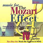 Music for The Mozart Effect Vol 4 - Focus and Clarity