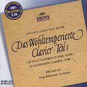 Bach: Well-Tempered Clavier Book I / Ralph Kirkpatrick