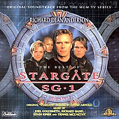 Original Soundtrack: The Best of Stargate SG-1