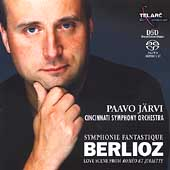 Berlioz: Symphonie Fantastique, etc / Järvi, Cincinnati SO