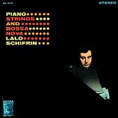 Lalo Schifrin (Composer): Piano, Strings and Bossa Nova