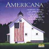 Americana - Siegmeister, Ines, Copland, Gould, Sousa
