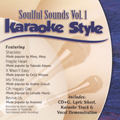 Karaoke: Karaoke Style: Soulful Sounds, Vol. 1