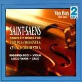 Saint-Sa&#235;ns: Complete String Concertos