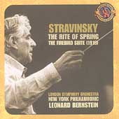 Expanded Edition -Stravinsky: Rite of Spring, etc /Bernstein