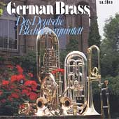 German Brass - Bach, Gesualdo, Poulenc, etc