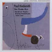 Hindemith: Horn Chamber Music / Dullaert, Bon, et al