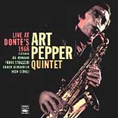 Art Pepper: Live at Donte's 1968