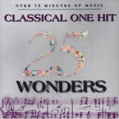 25 Classical One Hit Wonders