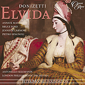 Donizetti: Elvida / Allemandi, Massis, et al