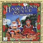 Various Artists: Hawaiian Style Christmas, Vol. 2