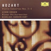 The Mozart Collection - Violin Concertos 3-5 / Kremer, et al