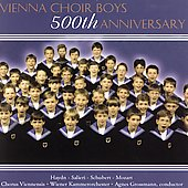 Vienna Boys Choir - 500th Anniversary
