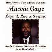 Marvin Gaye: Legend, Live and Forever