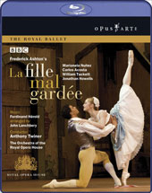 F. Ashton: La fille mal gardee / Twiner/The Royal Ballet, 2005, Nunez, Acosta [Blu-Ray]
