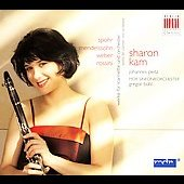 Rossini, Spohr, Weber, Mendelssohn / Sharon Kam