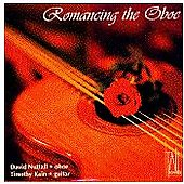Romancing the Oboe / David Nutall, Timothy Kain