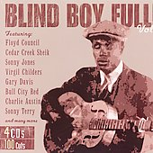 Blind Boy Fuller: Blind Boy Fuller, Vol. 2 [Box] [Remaster]
