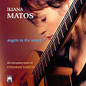 Martin: Angels in The Street / Illiana Matos