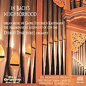In Bach's Neighborhood / Delbert Disselhorst