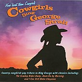 Various Artists: How' Bout Them Cowgirls: Cowgirls Sing George Strait [Slimline]