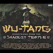 Wu-Tang Clan: Soundtracks from the Shaolin Temple [PA] [Slimline]