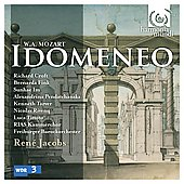 Mozart: Idomeneo / Jacobs, Fink, Croft, Rivenq, Im, et al