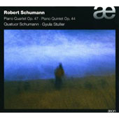 Schumann: Piano Quartet Op 47, Piano Quintet Op 44 / Stuller, Schumann String Quartet