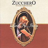 Zucchero (Vocals): Live in Italy