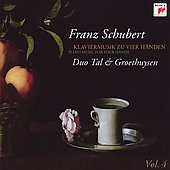 Schubert: Pno Music for 4 Hands 4