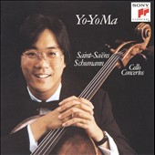 Schumann/Saint-Saens: Cello Concerto