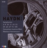Haydn Edition, Vol. 1: Symphonies Nos. 6-8, 30, 31, 45, 53, 59, 60, 69, 73, 105