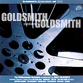 Jerry Goldsmith: Goldsmith Conducts Goldsmith [Bonus Tracks]