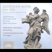 Geistliche Musik um 1750 / Concilium Musicum