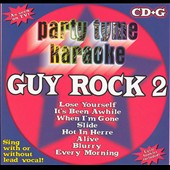 Sybersound: Party Tyme Karaoke: Guy Rock, Vol. 2