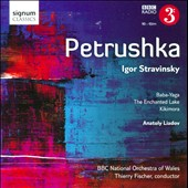 Igor Stravinsky: Petrushka