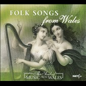 Various Artists: Folk Songs from Wales [Digipak]
