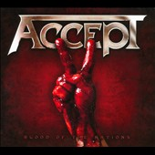 Accept: Blood of the Nations [Digipak]