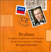 Brahms: Concertos & Symphonies / Haitink, Arrau, Szeryng, et al.