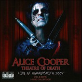 Alice Cooper: Theatre of Death [CD/DVD] [PA]
