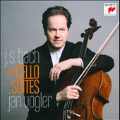 J.S. Bach: Cello Suites Nos. 1-3 / Jan Vogler