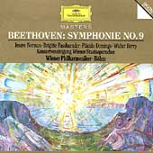 Beethoven: Symphonie no 9 / B&#246;hm, Wiener Philharmoniker