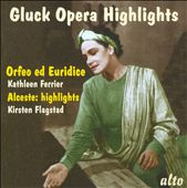 Gluck: Opera Highlights