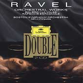 Ravel: Orchestral Works / Ozawa, Boston Symphony Orchestra